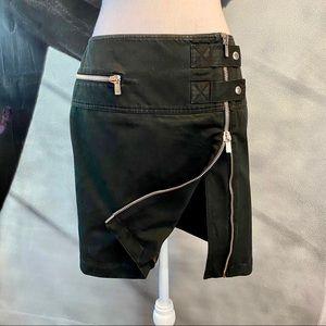 Michael Kors vintage zipper mini